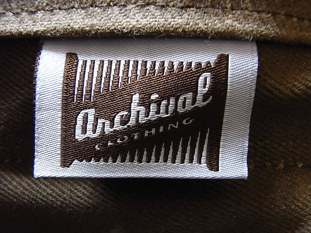 Archival Clothing Rucksack