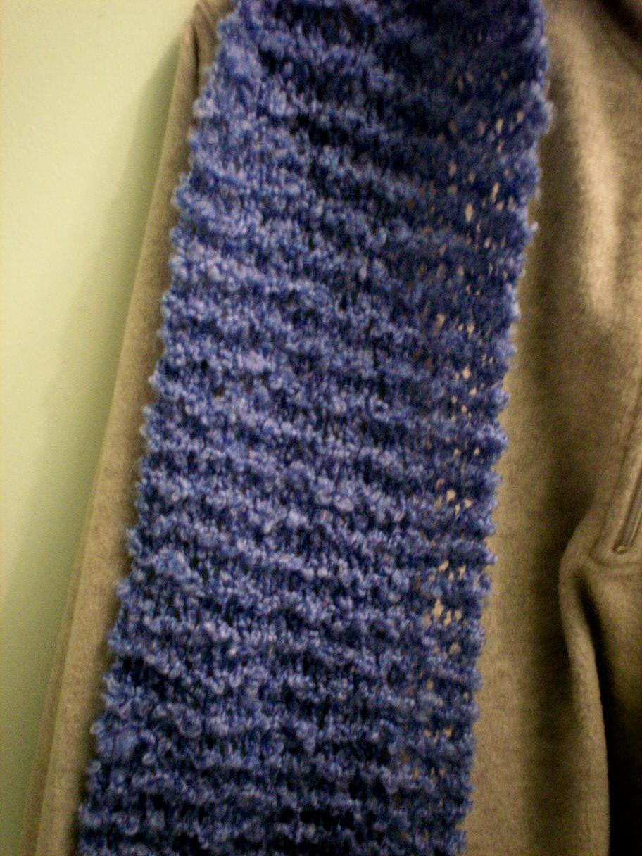 Knitting Patterns for the beginner or the advanced knitter: Scarfs Berna...
