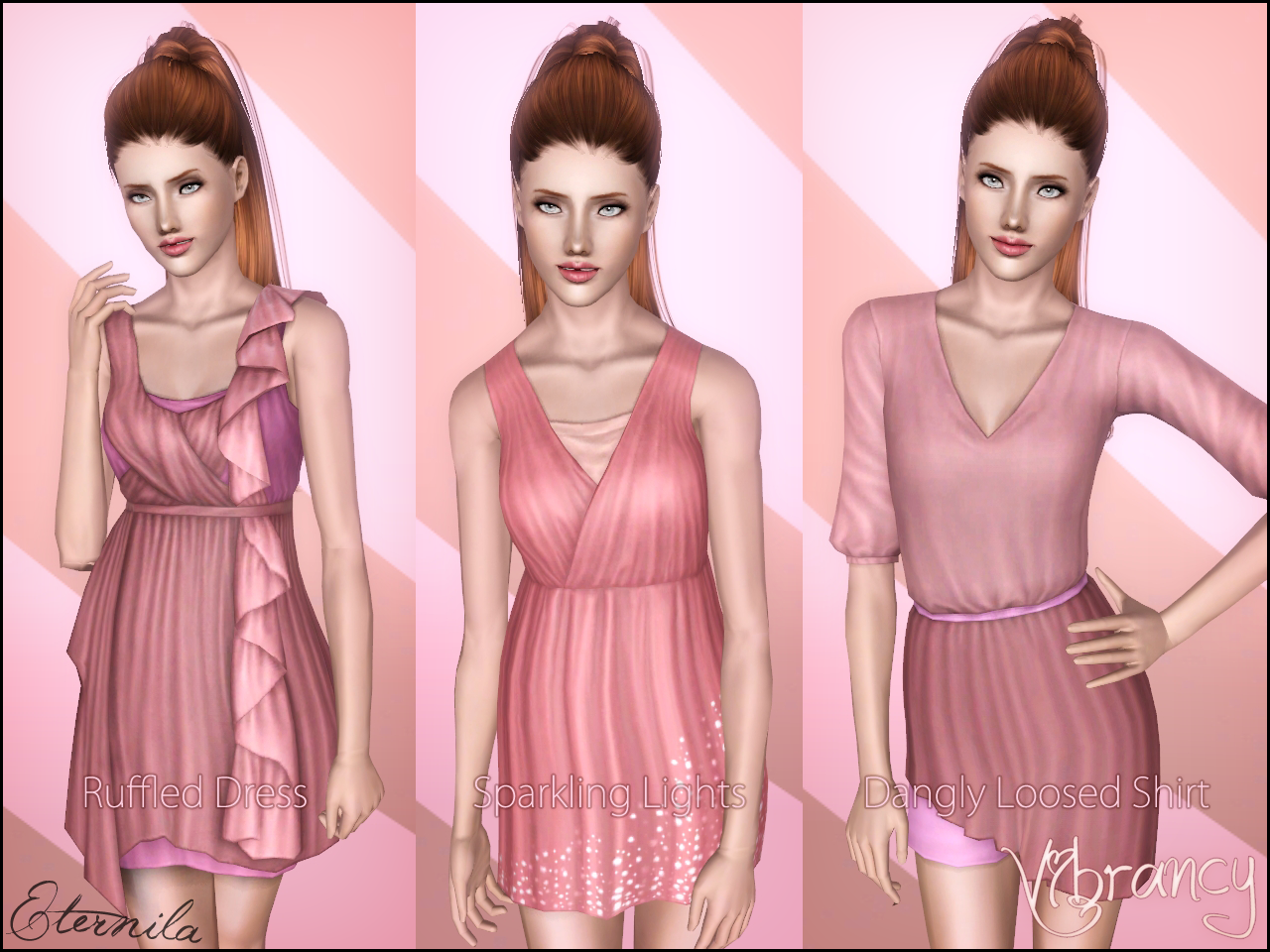 how to buy clothes in sims 3