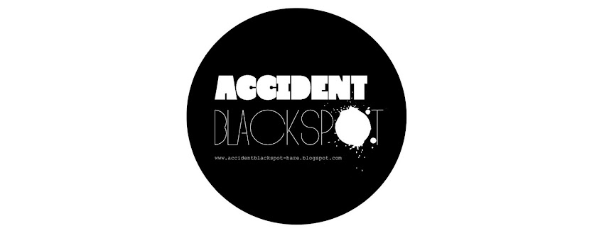 Accident Blackspot Illustration