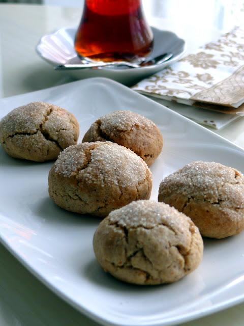 ceviz unlu kurabiye