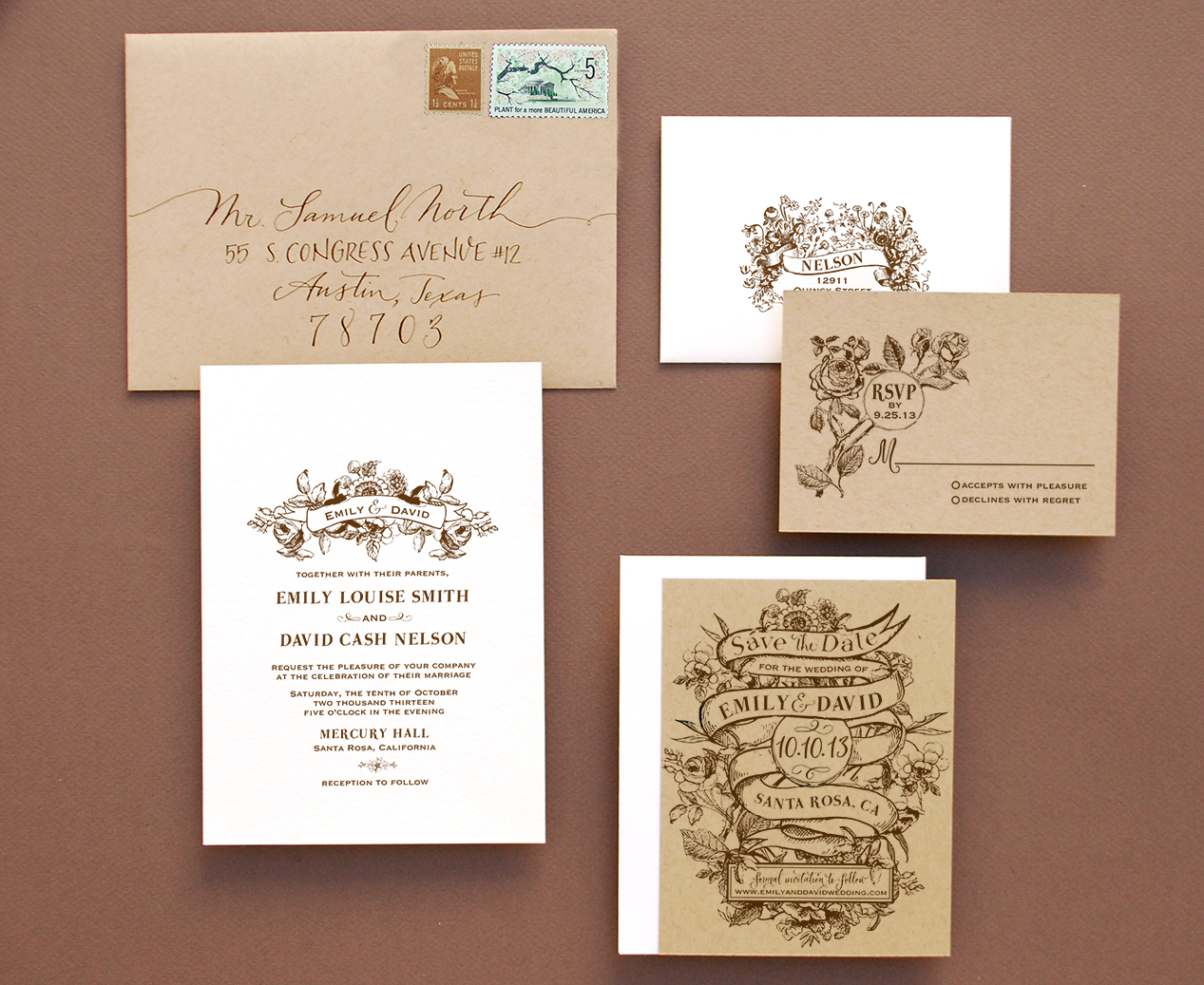 Such As Kraft Paper Jute Twine And Dark Rich Espresso Ink With Feminine Floral Designs Like Our Banner Collection Of Stamps