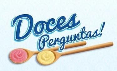 """Concurso cultural """"Doces Perguntas"""""""