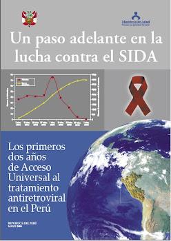 Un paso adelante en la lucha contra el SIDA