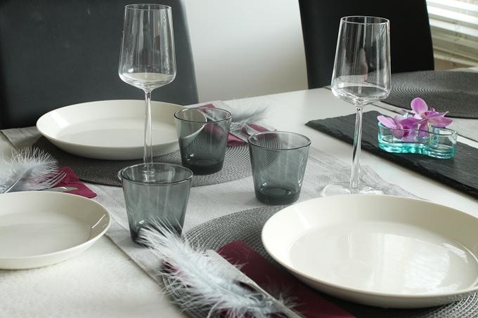 table setting, helppo kattaus, pääsiäiskattaus