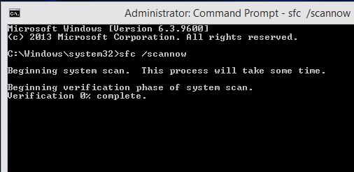 Cara Memperbaiki File Windows yang Rusak Melalui Command Prompt