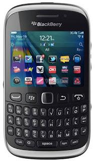 Cargador rápido blackberry 9320