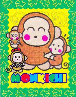 Selimut Cassamia Soft Panel Monkichi
