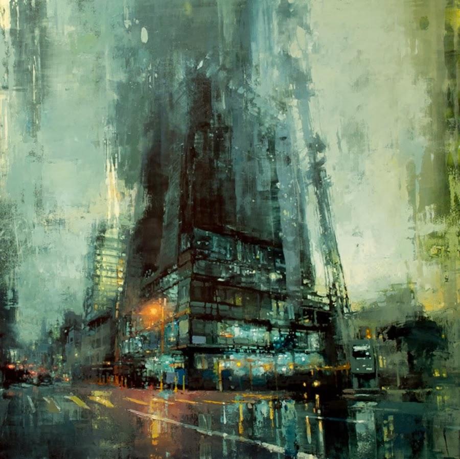 Jeremy Mann Jeremy+Mann+1979+-+American+Impressionist+painter+-Maher+Art+Gallery21