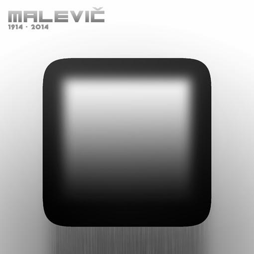 Malevic quadrato nero black square