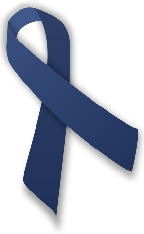Redefining the Face Of Beauty : RIBBON AWARENESS ... Stomach Cancer Ribbon