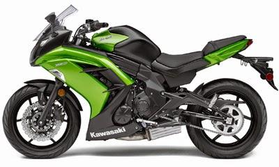 Kawasaki Ninja 650 2014