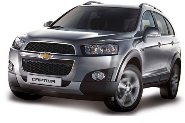 novo Chevrolet Captiva 2014 frente