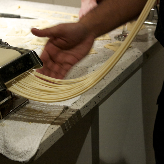 DIY Pasta from scratch