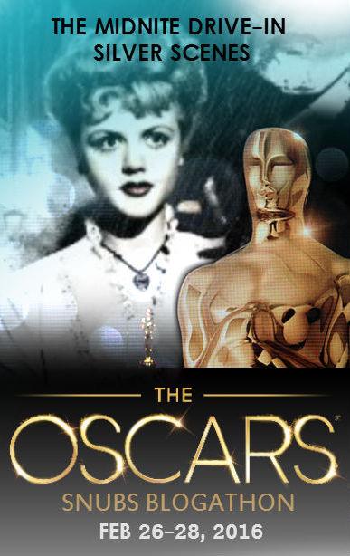 Oh Those Oscar Snubs