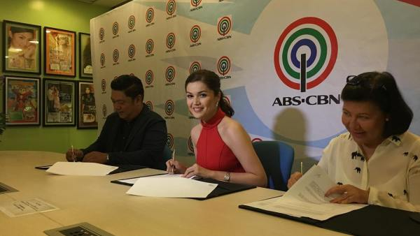 Donna Cruz officially becomes a kapamilya; signs contract with Star Music