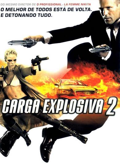 Filme Carga Explosiva 2 Dublado AVI DVDRip