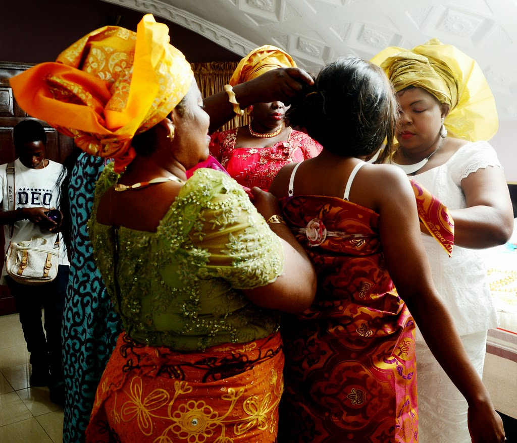how to say my love in yoruba