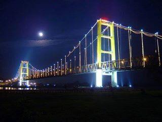 Ipay Tenggarong Jembatan Mahakam Kutai Kartanegara