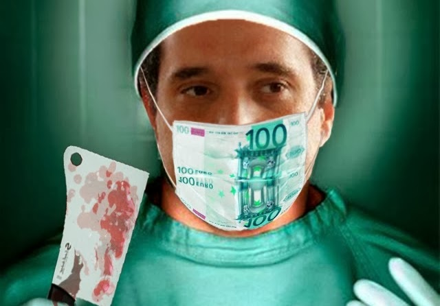 """Άδωνις Γεωργιάδης: """"Όποιος πληρώνει χειρουργείται την ίδια ήμερα, διαφορετικά... μετά από 3 μήνες!"""""""