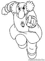 Gambar Dokter Tenma Pembuat Astro Boy