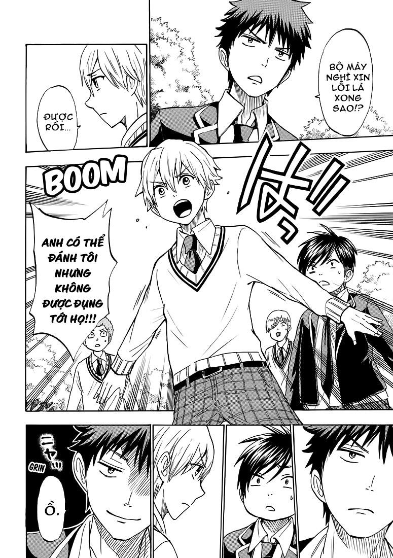 Yamada-kun to 7-nin no majo chap 192 page 18 - IZTruyenTranh.com