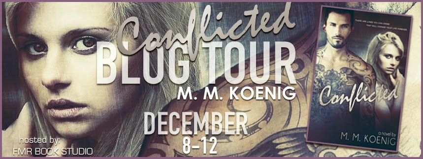 Blog Tour: Book Spotlight + Giveaway – Conflicted by M.M. Koenig