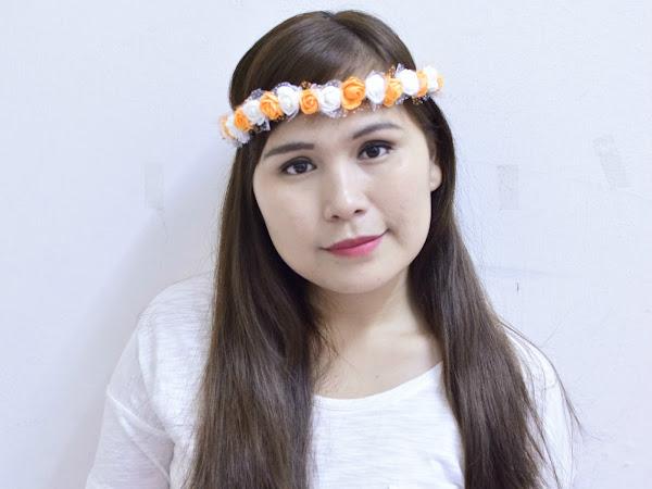 Keriitleto WP : Handmade flower crown