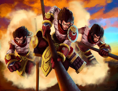 Ngộ Không - Wukong lmht