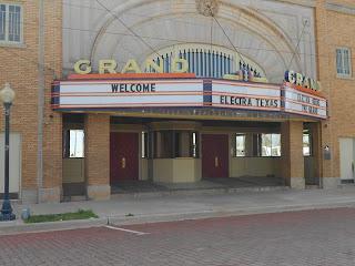 electra texas theater