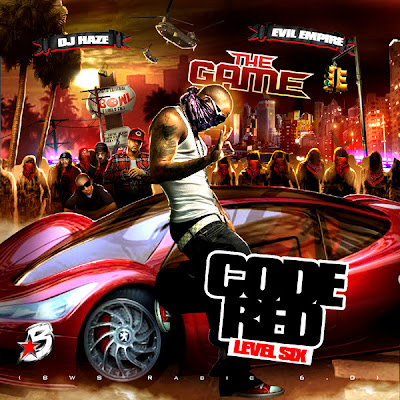 Game - Code Red Level Six (BWS Radio 6.0)  Cover