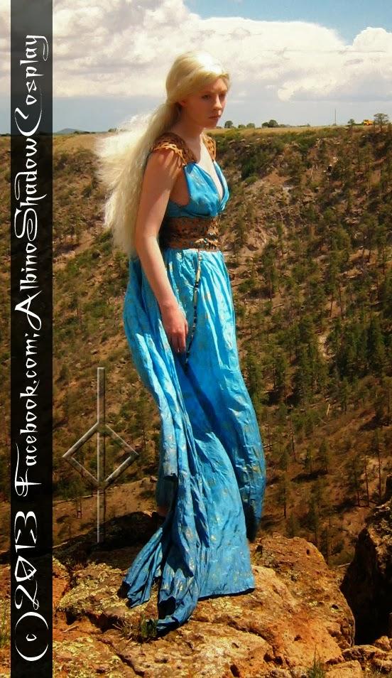 Albinoshadow Cosplay: Daenerys Targaryen (Qartheen Dress) Photo Gallery