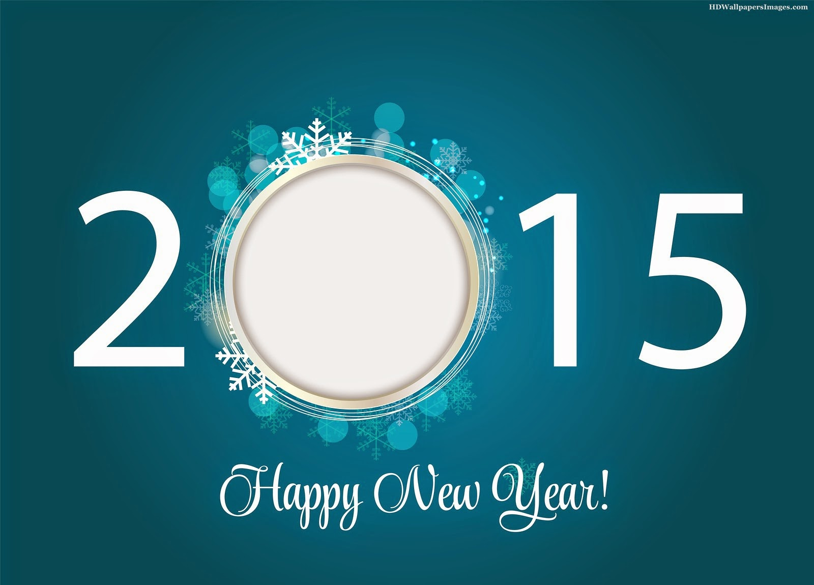 Happy New Year Message 2015