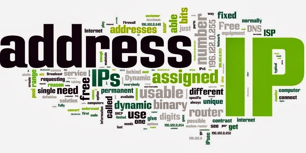 IP address static dynamic setting vpn