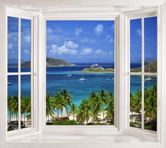 Segitiga eksposur dengan analogi jendela