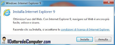 internet explorer 9 offline
