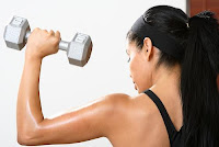 Sports Movement To Establish And Body To Sexy Shoulders