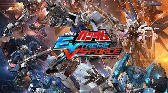 Game 'Gundam: Extreme VS Force' Perlihatkan Iklan Yang Umumkan Tanggal Rilis