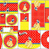 Snow White: Free Printable Candy Bar Labels.
