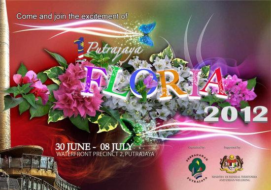 Putrajaya FLORIA 2012