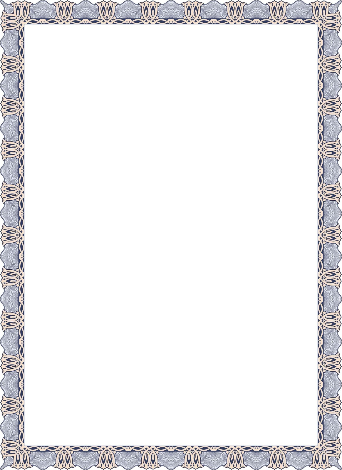 File Frame Template