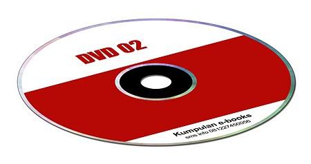 DVD #02 Kumpulan ebooks