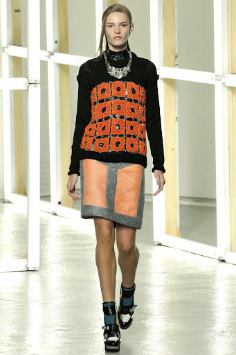 Rodarte Spring/summer 2013 Women's Collection