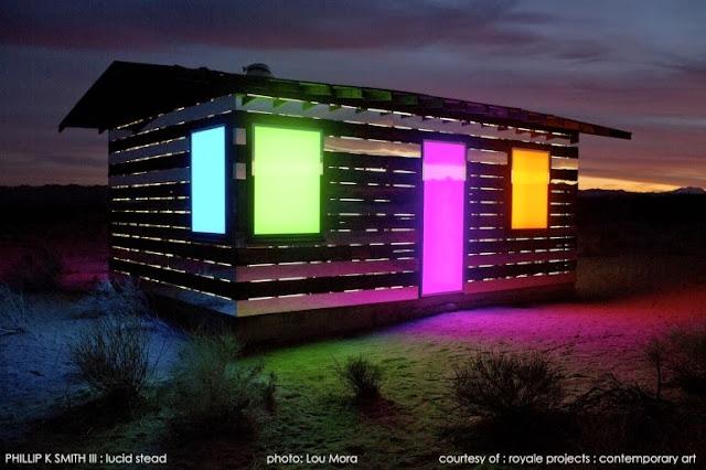 Casa invisível na Califórnia: conheça a 'Lucid Stead'