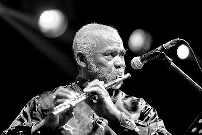 hubert laws - The Java Jazz Festival 2010