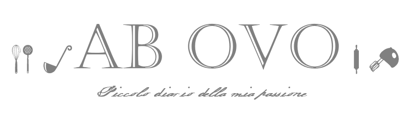 Ab oVo...