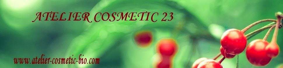ATELIER COSMETIC 23,recettes cosmétiques naturelles,aromathérapie,boutique cosmétiques bio