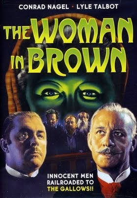 The Woman In Brown Cover
