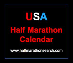 Half Marathons Schedule