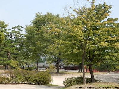 Viaje a Seúl (Corea del Sur), 2º parte.